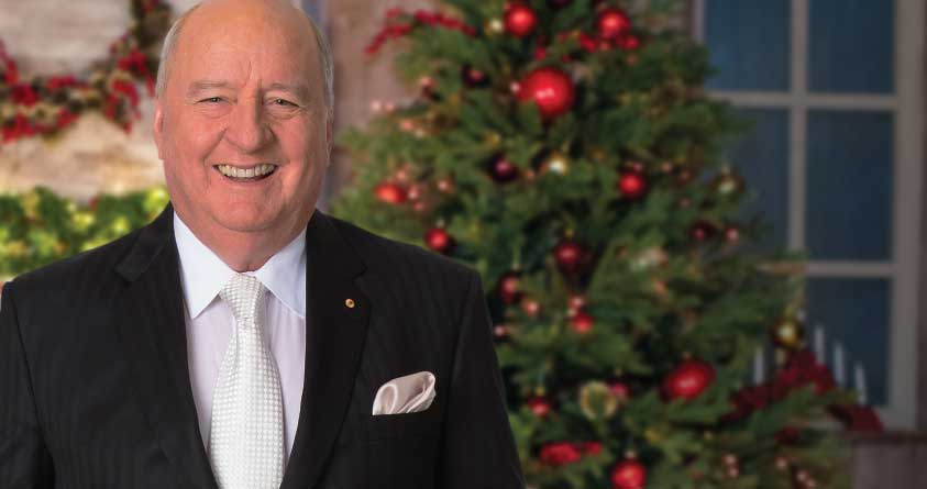 A Christmas message ​from Alan Jones