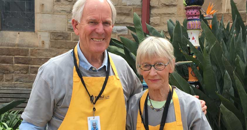 Meet some of our wonderful volunteer heroes