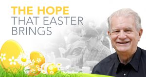 The hope easter brings