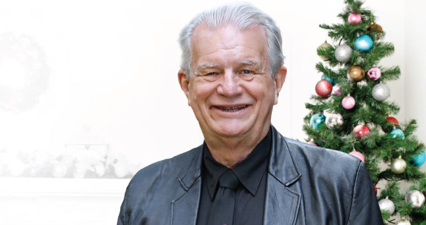 Christmas with Rev. Bill Crews
