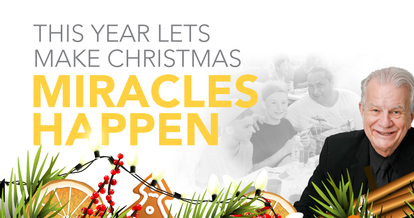 The Exodus Foundation Christmas Appeal 2018.